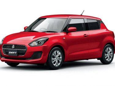 スズキ 小型乗用車「スイフト」の特別仕様車と追加機種を発売