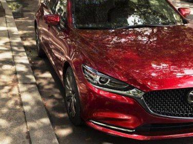 マツダ、ロサンゼルス自動車ショーで商品改良した「Mazda6」を世界初公開