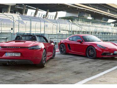 ポルシェ 718GTSシリーズの価格を発表