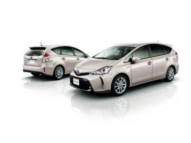 トヨタ、プリウスαを一部改良! 衝突回避支援パッケージ「Toyota Safety Sense P」を全車標準装備