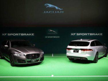 ジャガーXF 2018年モデルの受注を開始。スポーツブレークも登場