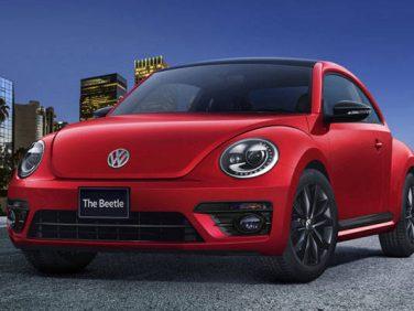 フォルクスワーゲンがThe Beetleとup!の限定車を発売