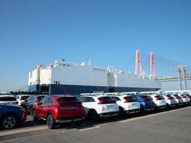 三菱 新型コンパクトSUV「エクリプス クロス」の豪州仕様車を出荷開始
