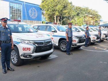 三菱 「パジェロスポーツ」がフィリピン国家警察の車両に採択