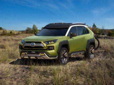 トヨタ、ロサンゼルスショーに小型SUVコンセプト「FT-AC」を出展
