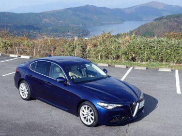 アルファロメオ ジュリア試乗記 新たなイタリア車のプレミアムス・ポーツサルーン誕生