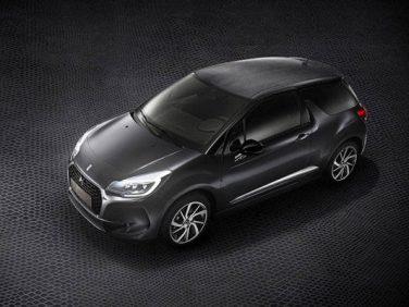 限定10台のみの特別仕様車「DS3 BLACK LEZARD」