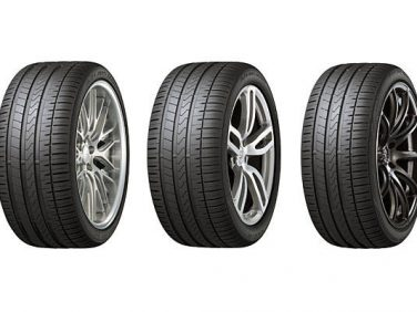 住友ゴム ファルケンの新世代フラッグシップタイヤ「アゼニス FK150」シリーズ3種類を発売