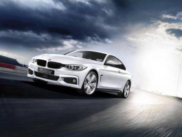 BMW 4シリーズクーペ 限定車