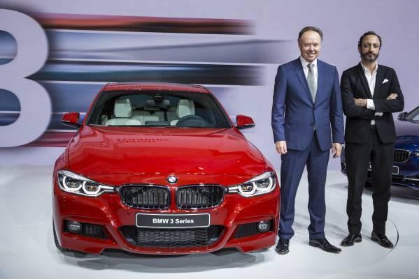BMW ニュー3シリーズ セダン ツーリング 009