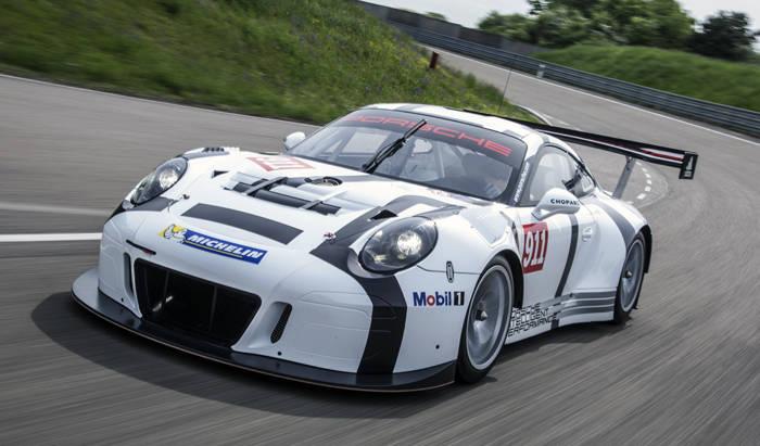 ポルシェ 911 GT3 R