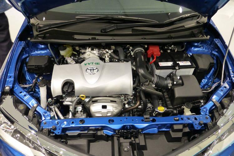 新型カローラ・シリーズに搭載された2NR-FKE型1.5Lエンジン